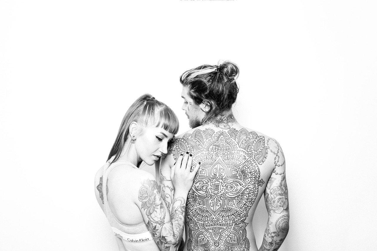 Le tatouage temporaire : nouvel outil de communication ?