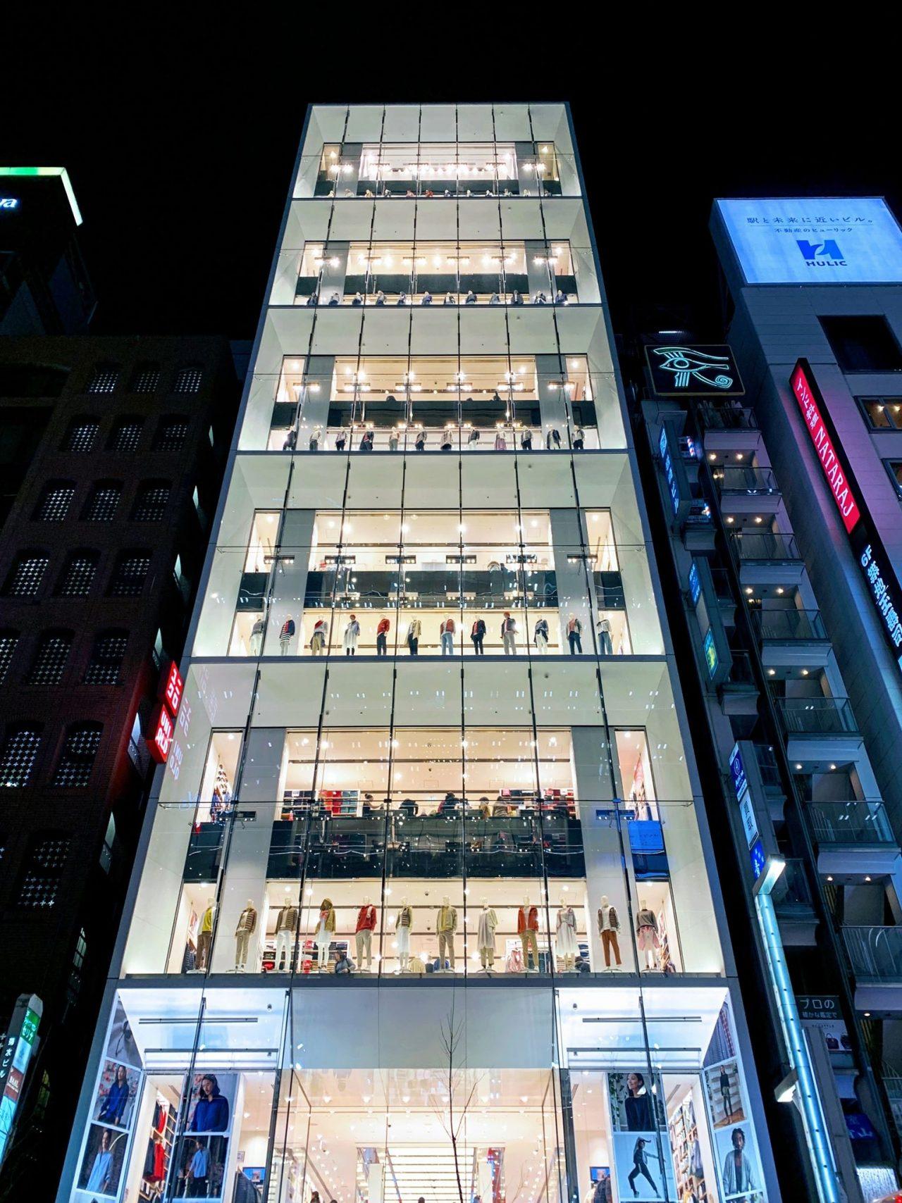 Mur d'image : pourquoi les flagship stores en raffolent ?