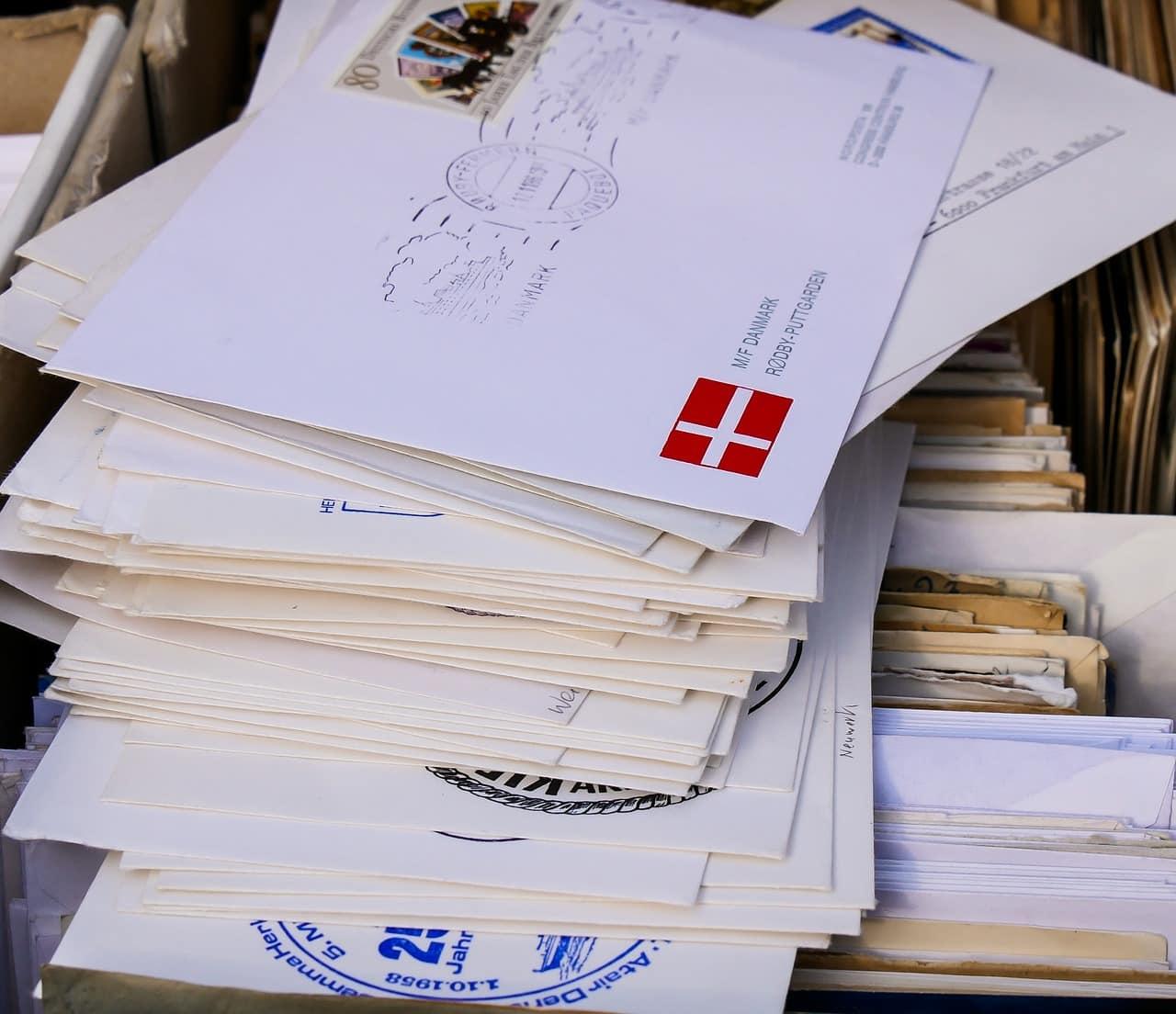 Comment fonctionne le mailing postal?
