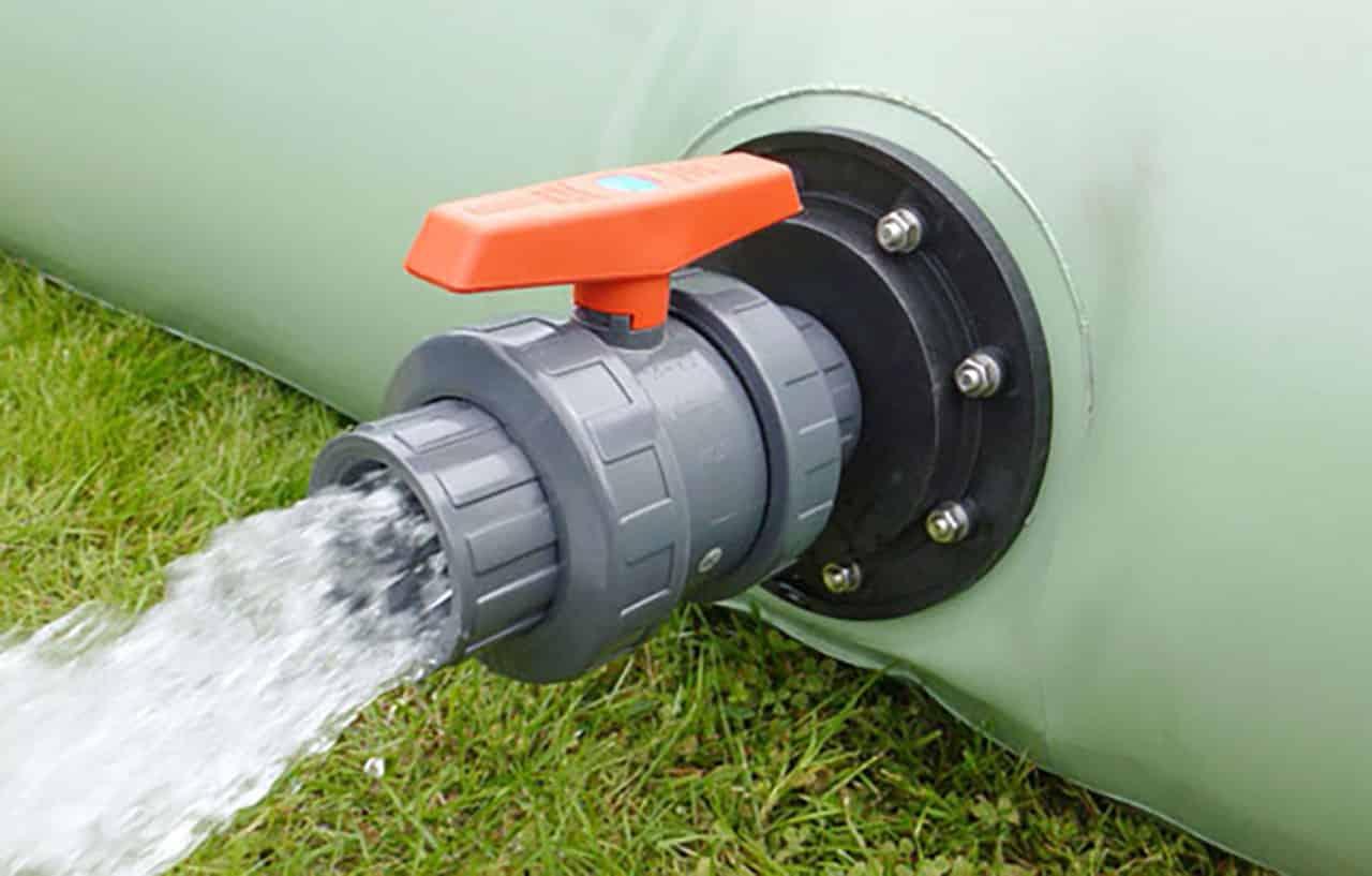 Stockage des effluents agricoles: pensez à la citerne souple