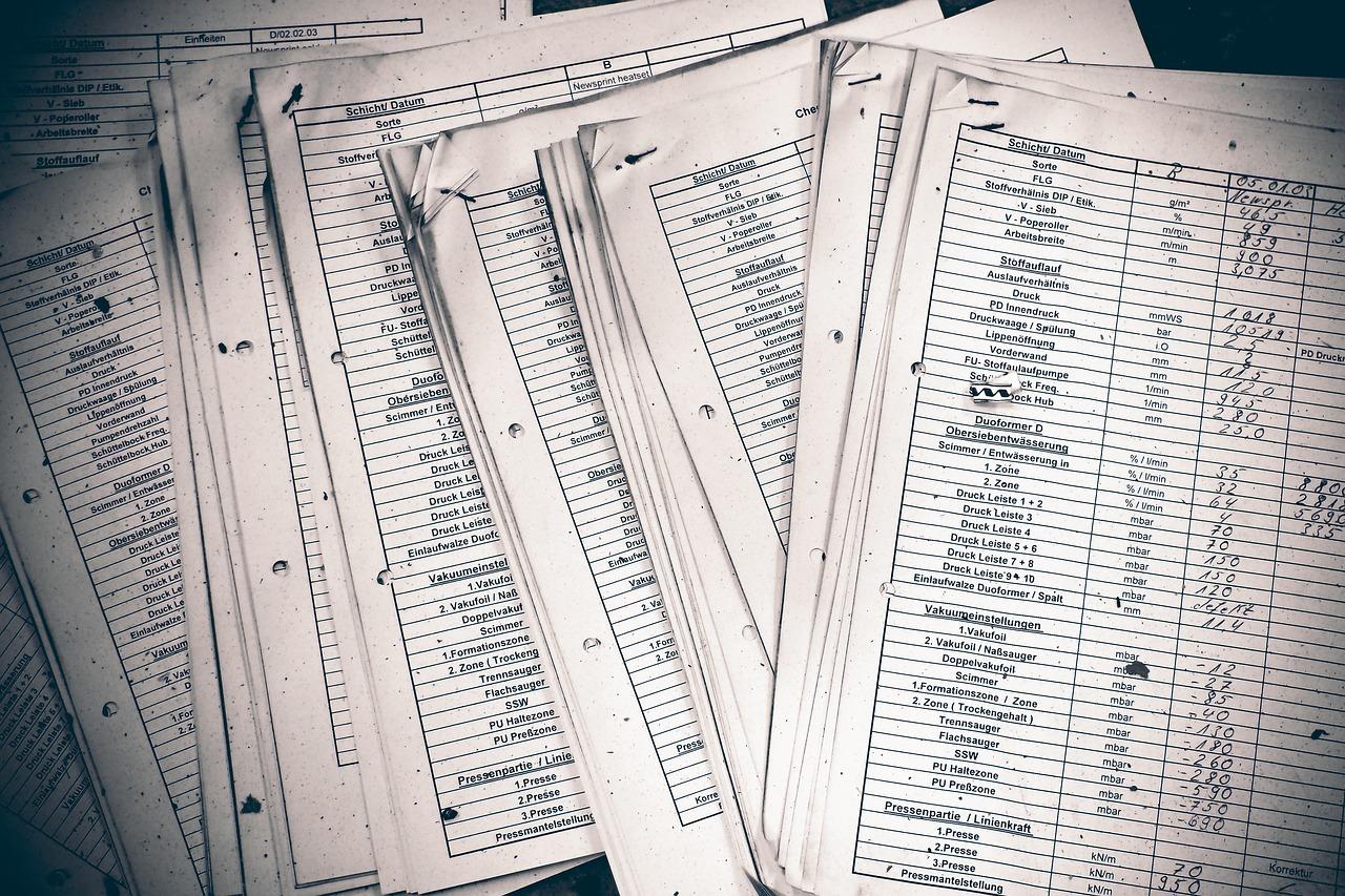 La destruction d'archives comptables