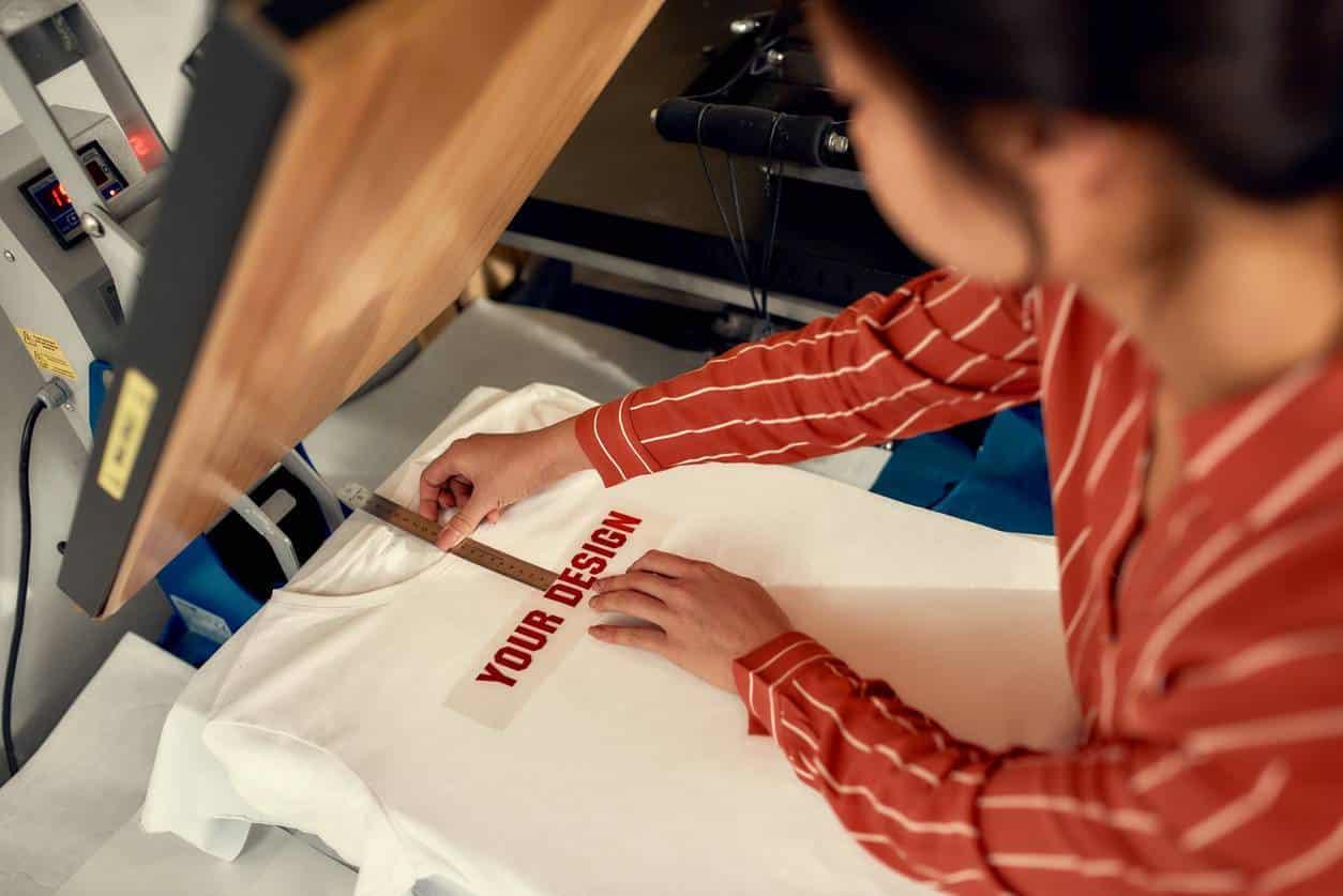 tee shirt personnalisé objet publicitaire
