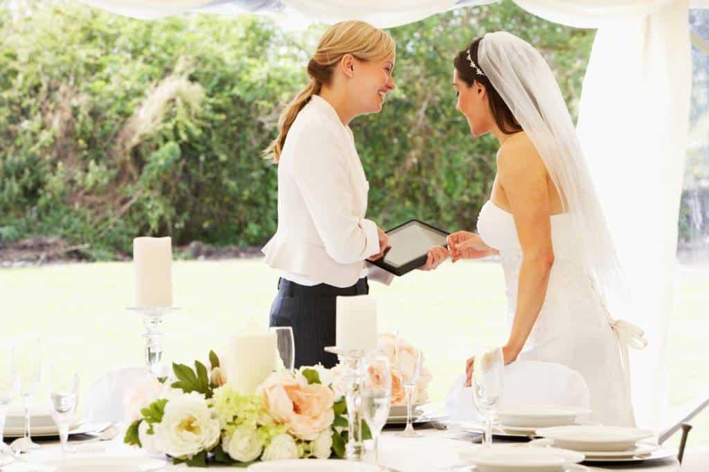 wedding planner formation