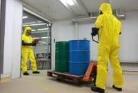 Déchets industriels : quels sont les bacs de rétention les plus sécurisés ?