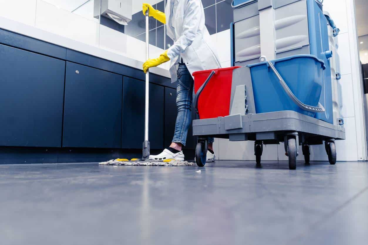 Nettoyage cabinet médical