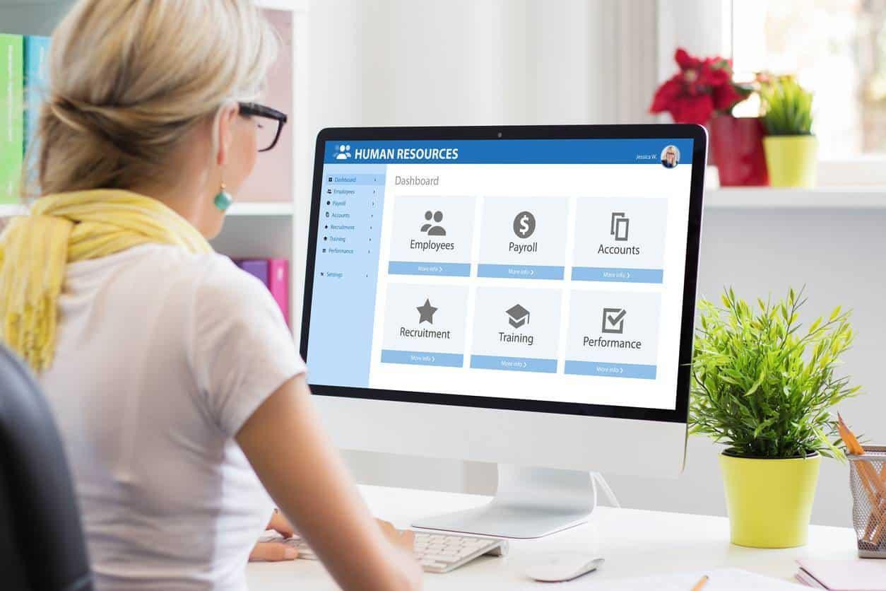logiciel ressources humaines entreprise module