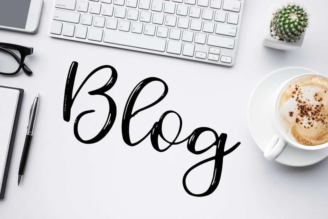 création de blog